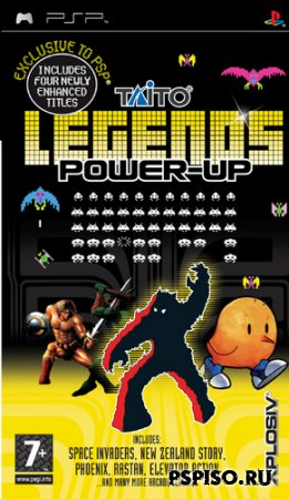 Taito Legends: Power Up