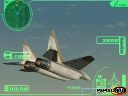 Ace Combat 3 - Electrosphere [PSX][FULL][RUS]