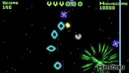 Geometry Wars: Retro Evolved PSP