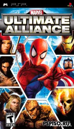 Marvel: Ultimate Allianceb [2006]