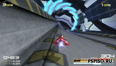 WipEout Pure ENG
