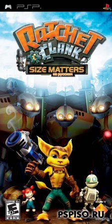 Ratchet & Clank: Size Matters - Rus