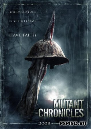 ������� �������� / The Mutant Chronicles (2008/DVDrip)