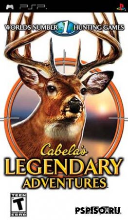 Cabela's Legendary Adventures - USA
