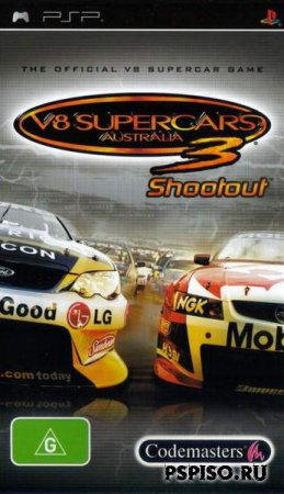 V8 Supercars 3 Shootout