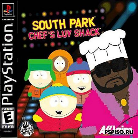 South Park Chef's Luv Shack [PSX][RUS]