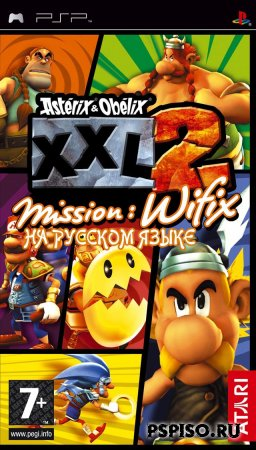 Asterix and Obelix XXL 2: Mission WiFix - Rus