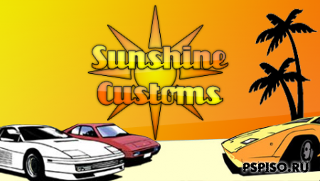 Sunshine Customs (мод для GTA:Vice City Stories)