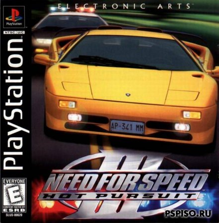 Need for Speed III - Hot Pursuit [PSX]
