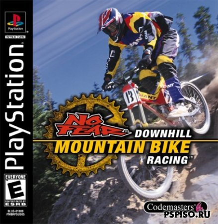 No Fear Downhill Mountain Biking [PSX]