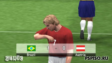 Winning Eleven: Pro Evolution Soccer 2007 - Rus