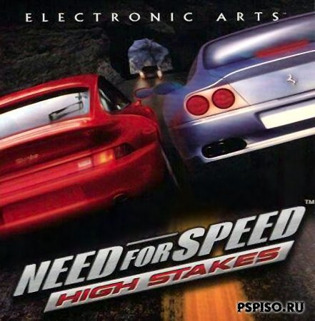 Need For Speed 4 High Stakes [PSX]