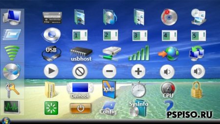 PSP universal remote 1.3A