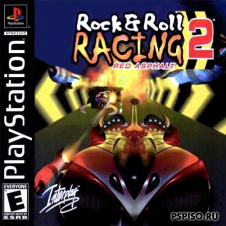 Red Asphalt: Rock'n'Roll Racing II [PSX]