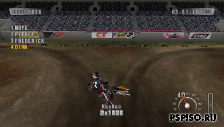 MX vs ATV Unleashed: Over the Edge