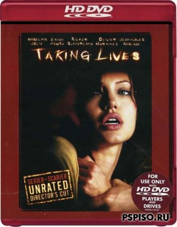 ������� ����� (������������ ������) / Taking Lives (Unrated Director's Cut)  (2004/HD-DVDRIP)