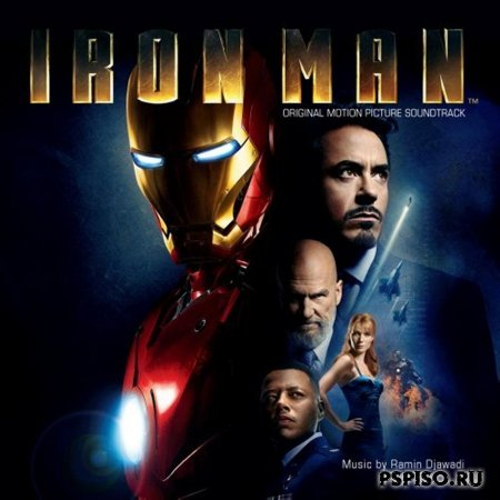 Iron Man Soundtrack 2008