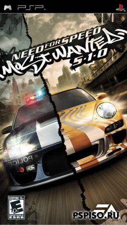 Need for Speed: Most Wanted 5-1-0 RUS