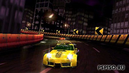 Need for Speed Underground Rivals - Rus