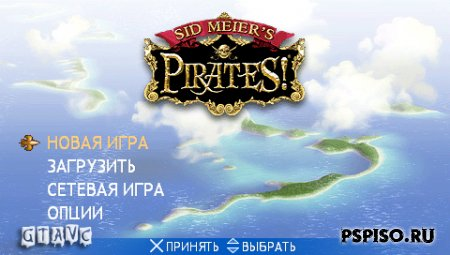 Sid Meier's Pirates!: Live the Life - Rus