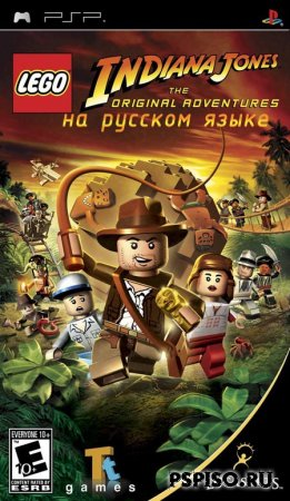 LEGO Indiana Jones: The Original Adventures - Rus